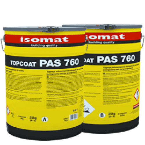 TOPCOAT-PAS 760