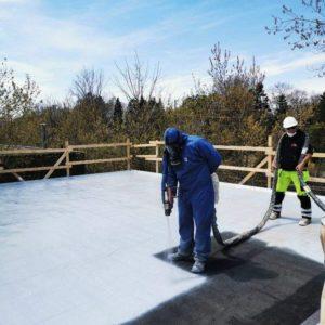 Polyurea Roof System