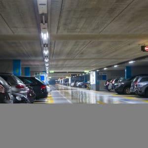 parking garage floor polyurea coating
