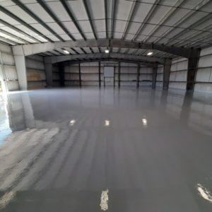 Polyurea Industrial Floor