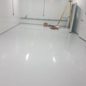 Pharmaceutical Grade Polyurea Floor Coating