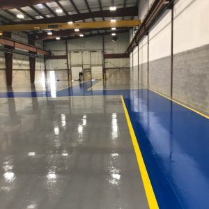 Polyurethane Industrial Floor Coating