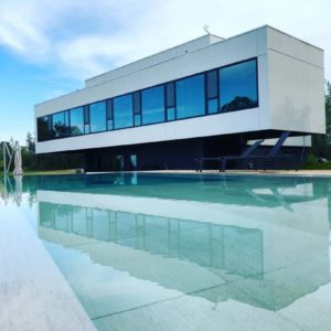 Pool Waterproofing with Isomat