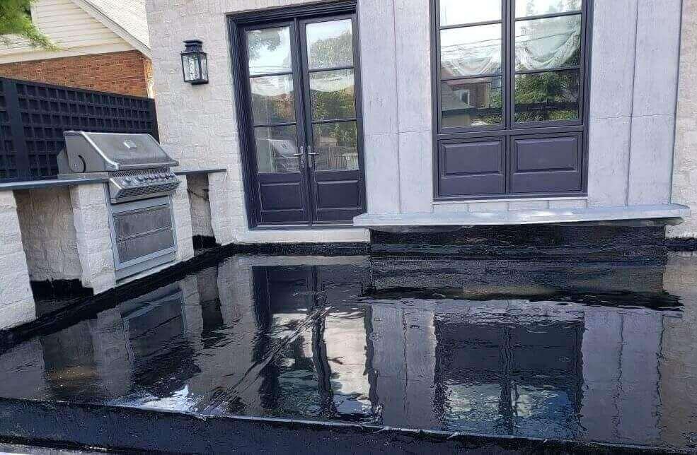 Residential waterproofing solutions
