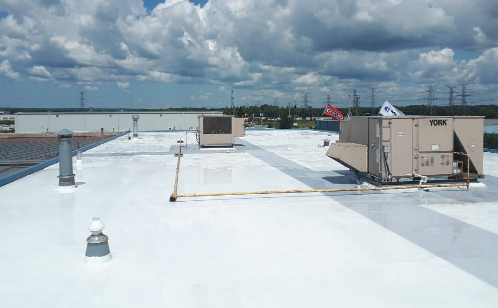 Commercial Low Slope Roofing Solutions