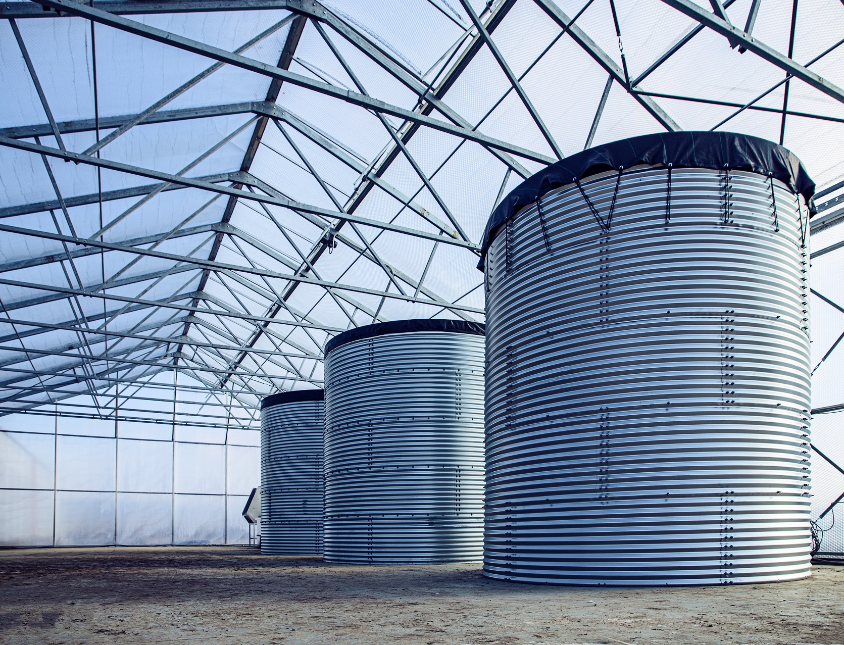 Polyurea Protective Coatings for Water Tank Linings